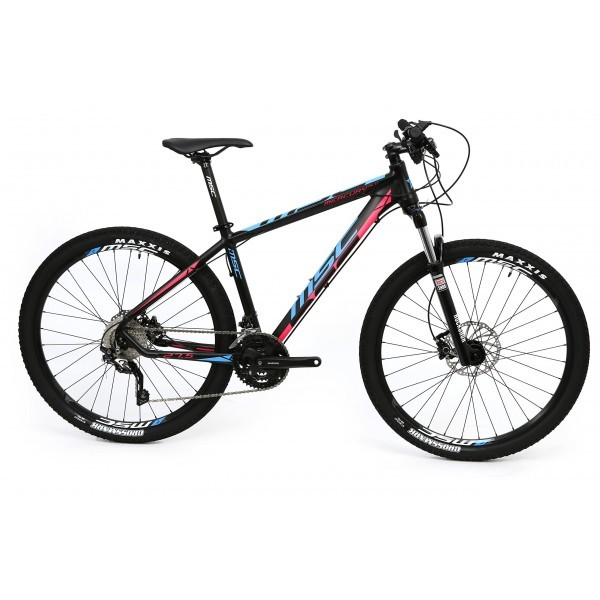MSC Bikes Mercury - Bicicleta para hombre, multicolor, talla L