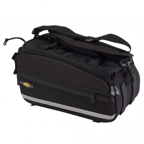 Topeak Unisex EX tronco bolsa, Negro, 35x 21x 19cm/tamaño 8/tamaño grande