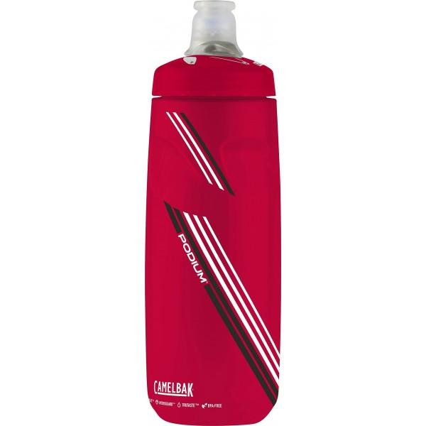 CamelBak Podium - Botella Rojo  Rally Red , 620 ml