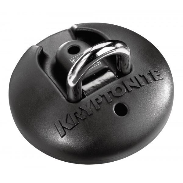 Kryptonite Stronhhoid - Anclaje pavimentos, 46 mm