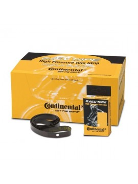 Continental Easy Tape 0195070- Fondo de llanta de alta presión, Negro, 18 mm