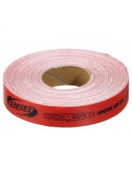 BBB Fondo De Llanta Hp 700X16Mm Adhesivo Rojo 10Mts Bti-95
