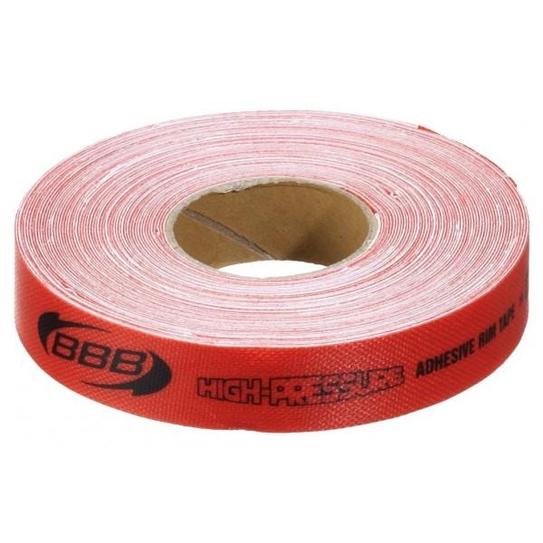 BBB Fondo De Llanta Hp 700X18Mm Adhesivo Rojo 10Mts Bti-95