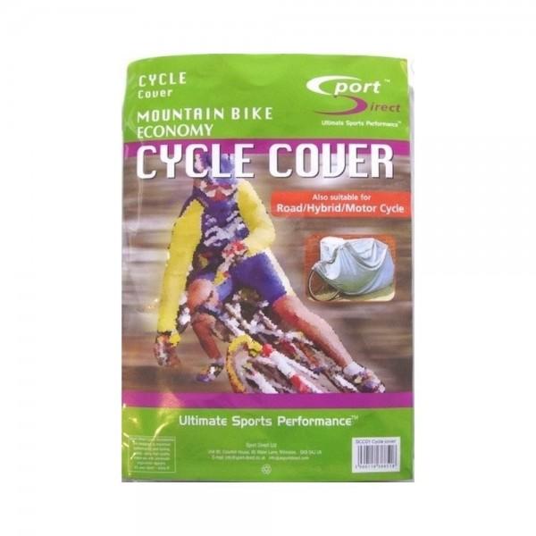 Sport Direct TM - Funda para bicicleta  200 x 110 cm, para todo tipo de bicicletas, impermeable, sistema de cierre con velcro