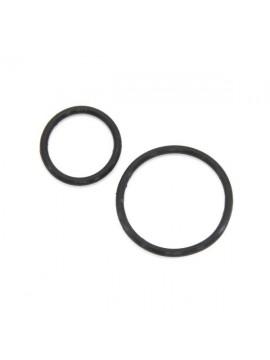Cateye Rapid X repuesto bands-544–7010luces y reflectores, ciclismo–negro, no tamaño