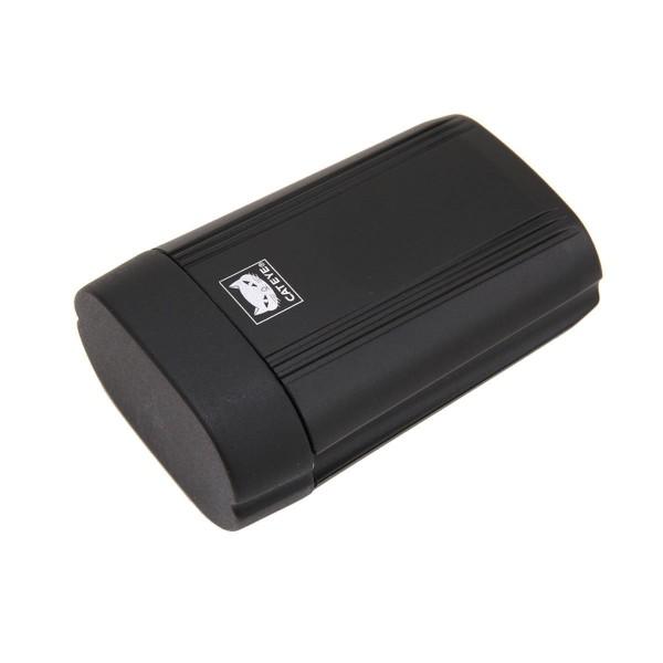 Cateye Ct Volt 1200 Cartucho Batería para Faros, Unisex Adulto, Gris, Talla Única