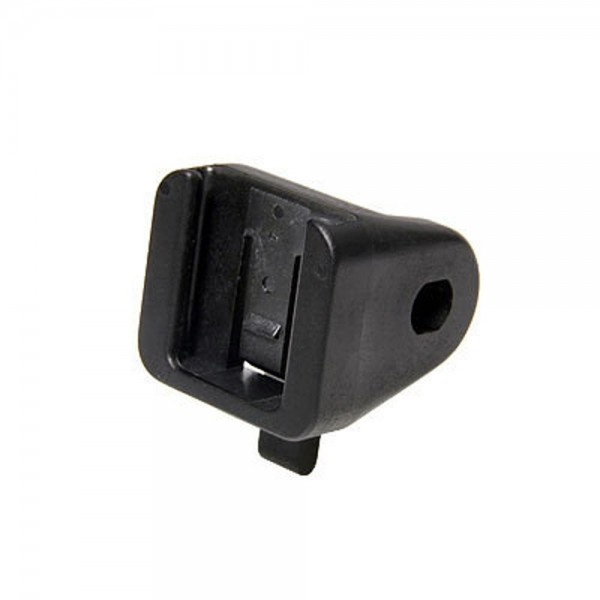 Cateye LD120/500/600/AU100bracket-544–0980luces y reflectores, ciclismo–negro, no tamaño