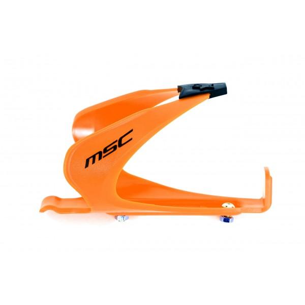 MSC Bikes Portabidon MSC Star, Naranja, Talla Única