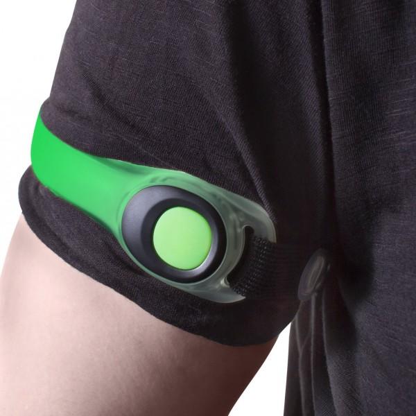 Hito Unisex LED totalmente ajustable brazo banda luz, Multicolor, talla única