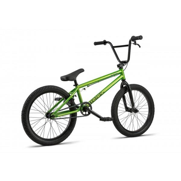 "Radio Bikes Dice Bicicleta BMX, Verde, 20"""