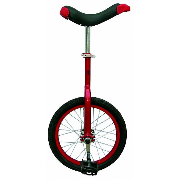 Fun Kids Cycle - Red, 16 Inch