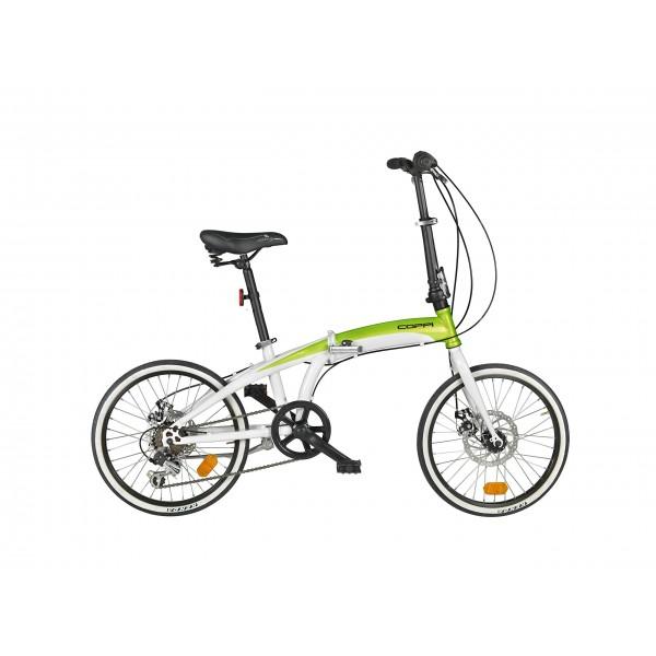 Fausto Coppi RP1X20206D.BV Bicicleta, Unisex adulto, Blanco, 29