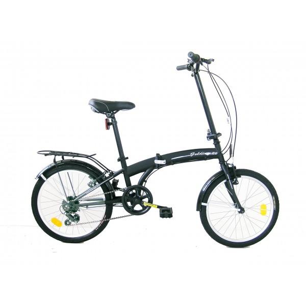 Frejus DP1X20106.WEB Bicicleta, Unisex Adulto, Negro, M