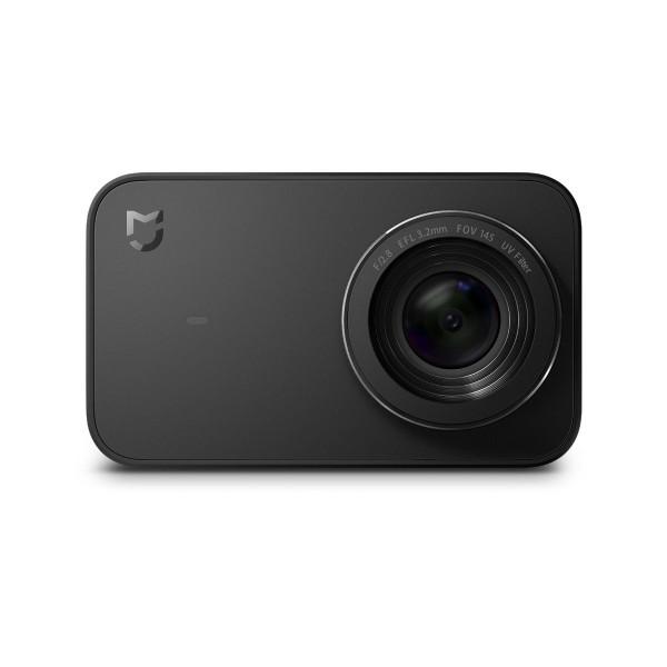 Xiaomi Mi Action Camera 4K - Cámara deportiva  graba 4K a 30 fps, gran angular de 145°, estabilizador electrónico de 6 ejes,