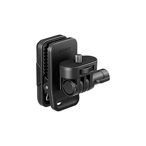 Sony AKA-CAP1–Kit de montaje sobre la cabeza  accesorio de clip para montaje sobre la cabeza para gorra o gafas, adecuado p