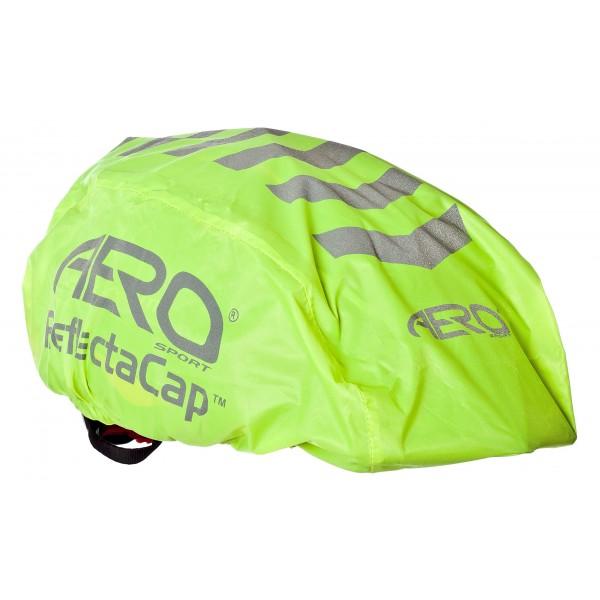 Aero Sport® ReflectaCapTM Funda para casco reflectante alta visibilidad