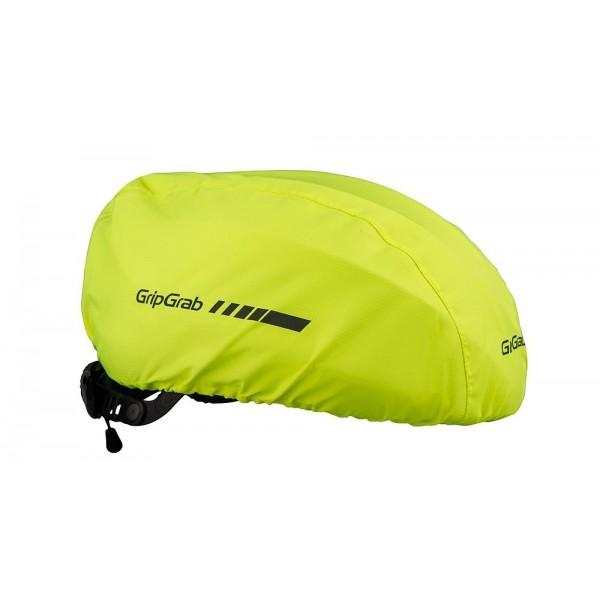 GripGrab et Cover - Funda de casco, color amarillo