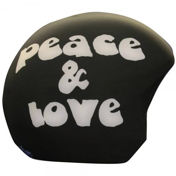 Cool Casc Funda universal de casco - Peace&Love
