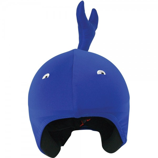 Cool Casc Funda universal de casco - Ballena