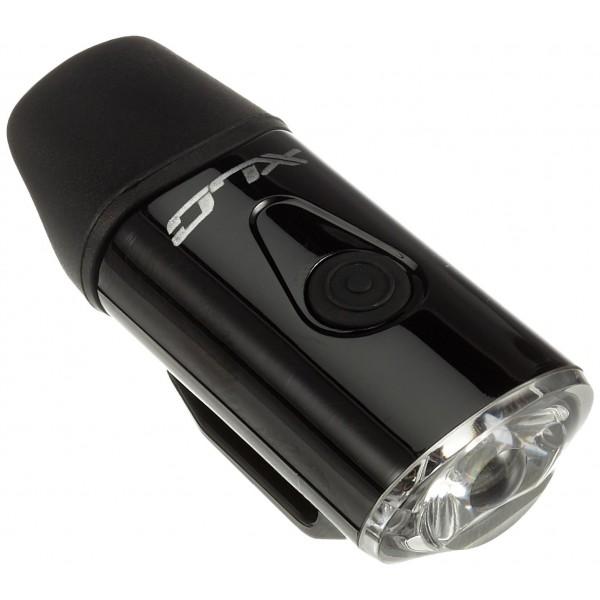 Xlc 2500230500–Linterna de casco, Negro, 10x 5x 3cm