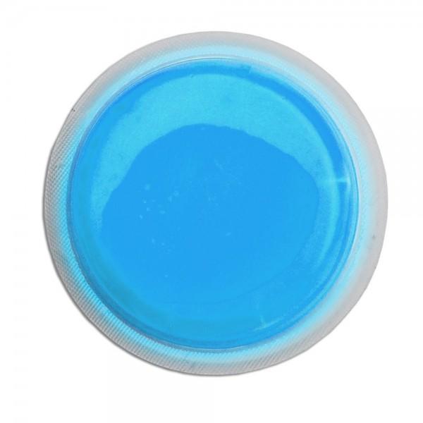 Cyalume LightShape - Paquete de 100 marcadores circulares luminosos, 4 horas,color azul