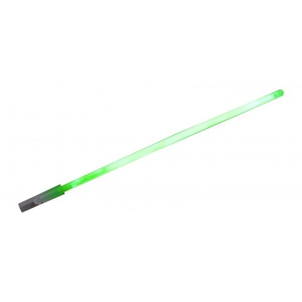 Cyalume - Paquete de 36 pulseras luminosas FlexBands 19 cm, 6 horas, color verde