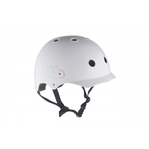 Urge UBP13102L - Casco de ciclismo para bicicleta BMX, color blanco  58-60 cm
