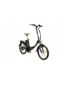 Moma Bikes Bicicleta Electrica, Plegable, Urbana EBIKE-20, Alu. SHIMANO 7V Bat. Ion Litio 36V 16Ah