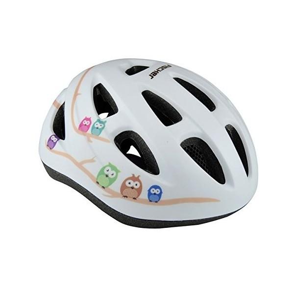Fischer Niños Space bicicleta casco, diseño Space, XS/S