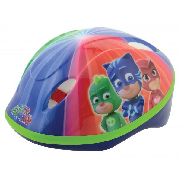 PJ Masks Casco infantil, colorido, 48-52cm