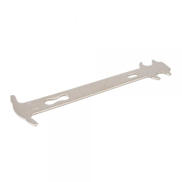 Silverline Tools 241092 - Medidor de cadena