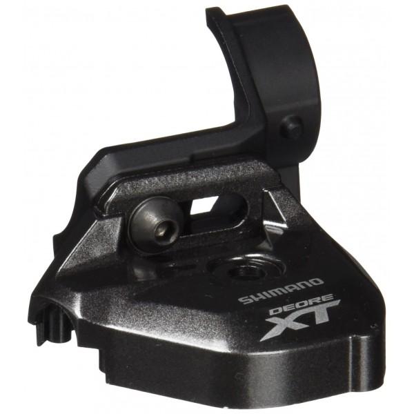 Shimano XT M8000 I-Spec II Izdo Adaptador, Negro, Talla Única