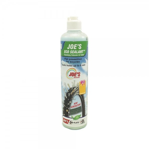 Joes Sellante Liquido Antipinchazo, Blanco, 500 ml