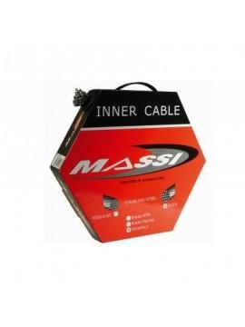 Massi STI Cables Cambio, Negro, Talla Única