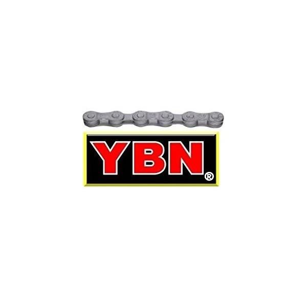 YBN 6/7de compartimento de cadena - S50- Marina/marrón - único caja de cartón