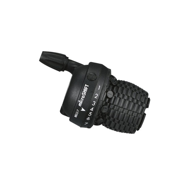 Microshift 49969 Mandos, Negro, Talla Única