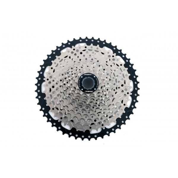 MSC Bikes CSMSC121150 Cassette, Gris, 12V 11-50