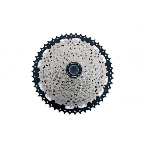 MSC Bikes CSMSC111150 Cassette, Gris, 11V-11-50