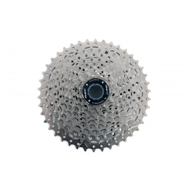 MSC Bikes CSMSC101142 Cassette, Gris, 10V 11-42