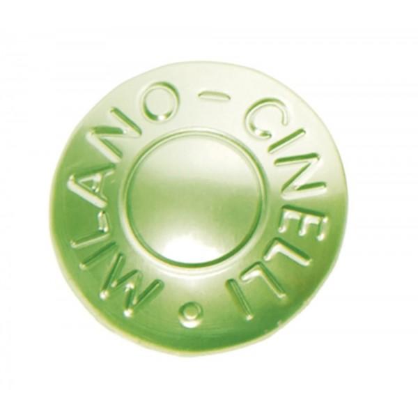 Cinelli Milano–Tapones de manillar, anodizado verde