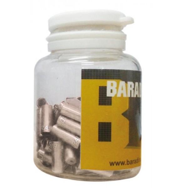 Baradine Capbc-01 Terminal de Funda, Unisex Adulto, Negro, Talla Única