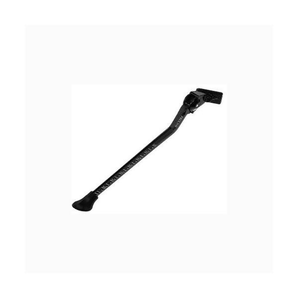 Point Park contraapoyo Deluxe - aluminio, negro, 68,58 cm - 71,12 cm - 290 mm, 24001100