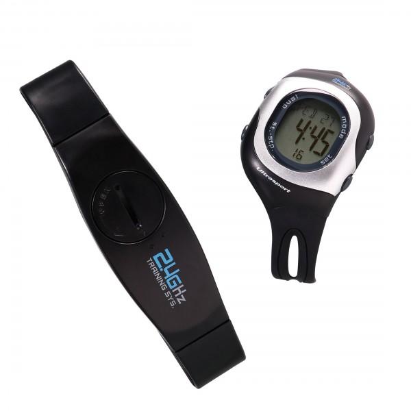 Ultrasport Run 250 - Reloj con pulsómetro con correa para el pecho
